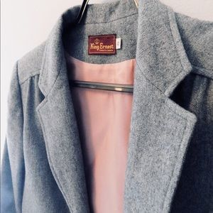 Vintage Blazer- $40- Made in TORONTO!